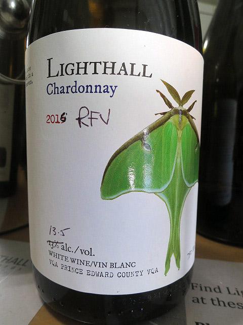Lighthall Ramirez Chardonnay 2016 (88 pts)