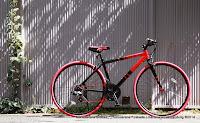 Sepeda Hibrid Doppelganger 402 Sanctum 700C