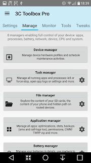 3C Toolbox Pro v1.9.8.1 Apk Mod Lite [Latest]