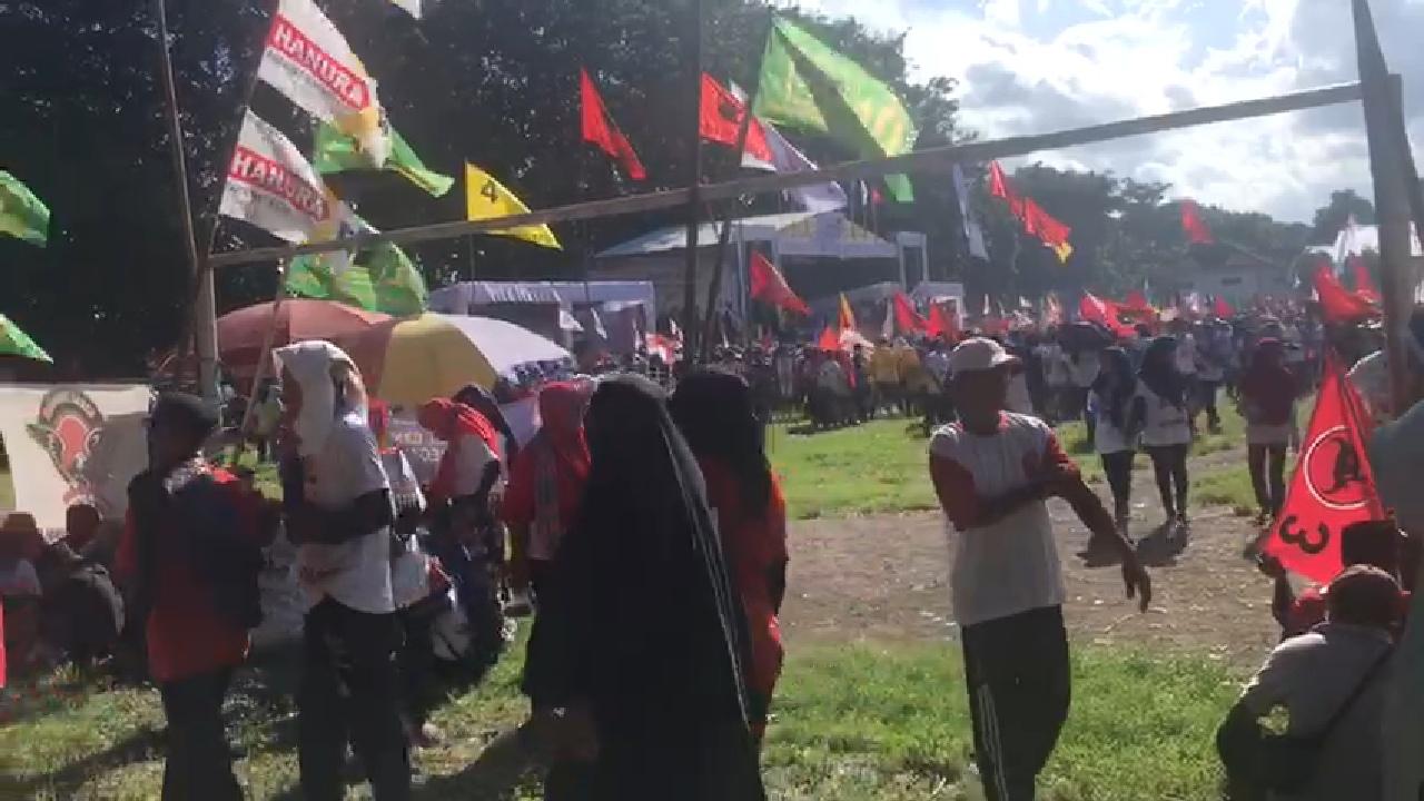 TGB Orasi, Penampakkan Kampanye 01 di NTB Bikin Sedih