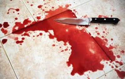 Confusion in Lagos As two Men Stab themselves To Death