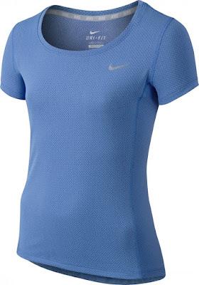 Dívčí tričko Nike Contour