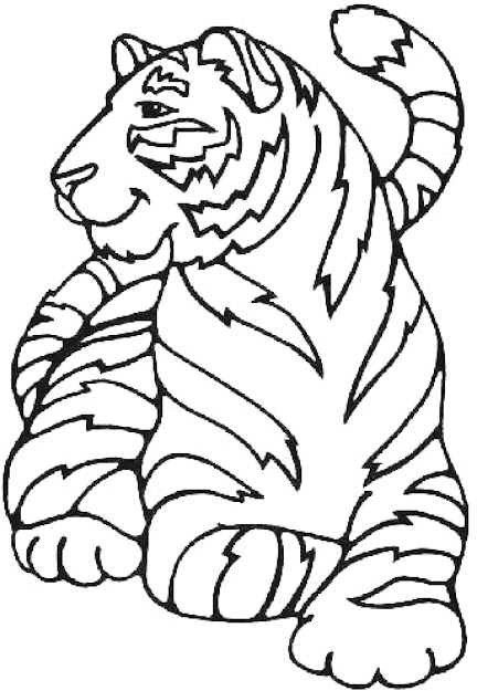 Printable Sunday School Coloring Pages Page