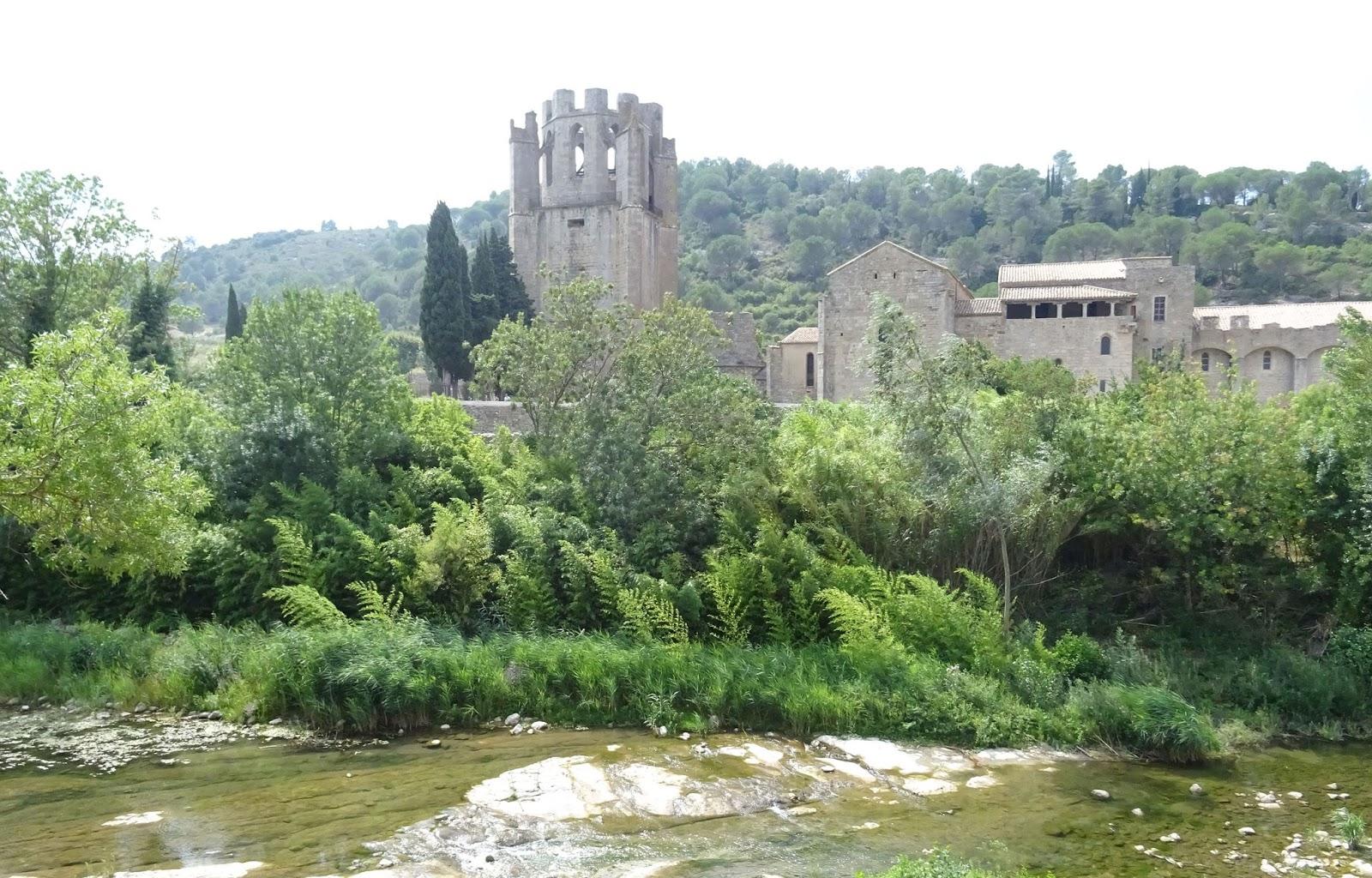 Abbaye Lagrasse - Aude - France