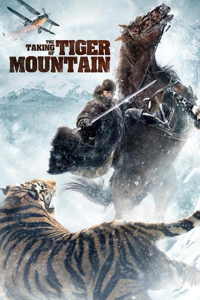 Poster of The Taking of Tiger Mountain (2014) Dual Audio [Hindi-English] 720p BluRay ESubs Download