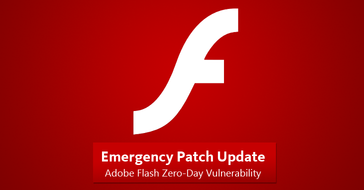 Emergency Patch released for Latest Flash Zero-Day Vulnerability