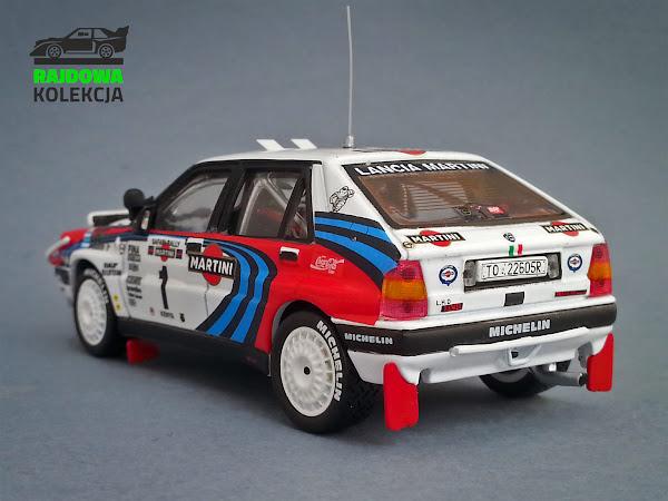 Vitesse Lancia Delta Integrale 16V Safari Rally 1991