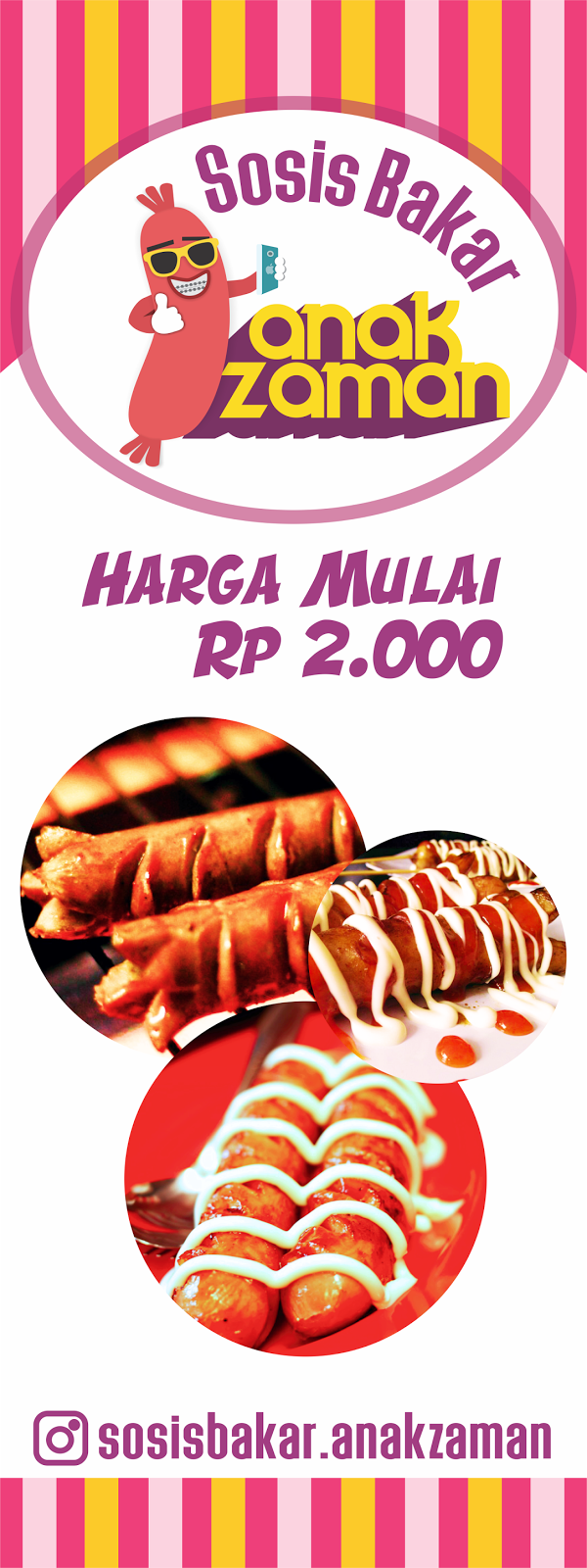 download gambar banner sosis bakar gambar makanan blogger