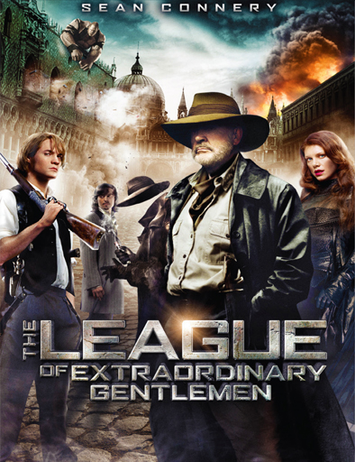 ver La liga extraordinaria (The League of Extraordinary Gentlemen) (2003) Online