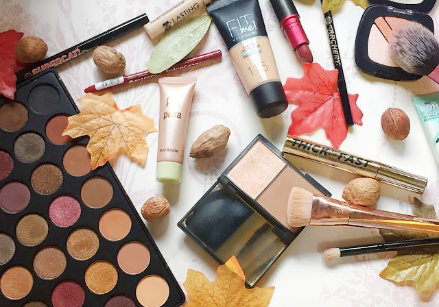 Everyday Makeup For Autumn