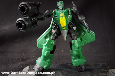 Transformers Mini-Con Assault Team Runway
