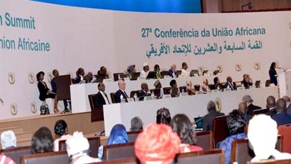 L'UA réitère son soutien pour l'autodétermination du peuple sahraoui