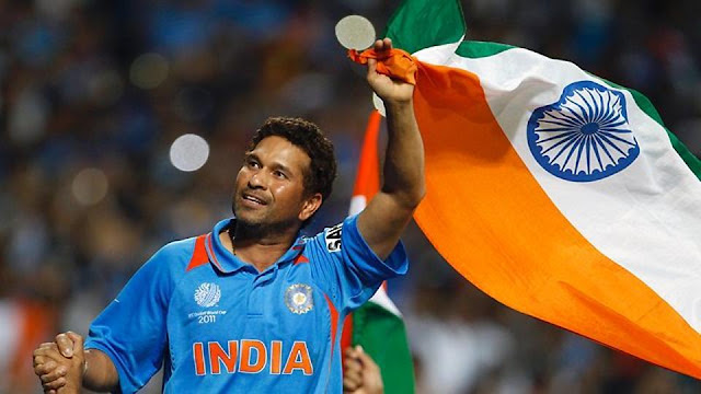 Sachin World Record