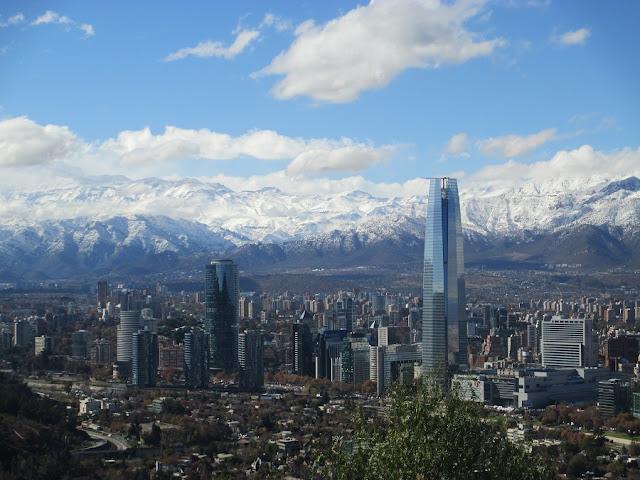 Roteiro de 3 dias em Santiago do Chile