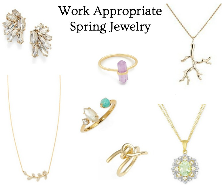 jewelry you can wear to work