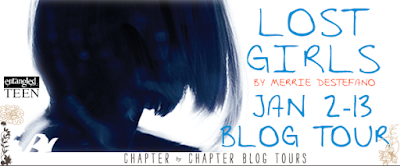 http://www.chapter-by-chapter.com/tour-schedule-lost-girls-by-merrie-destefano-presented-by-entangled-teen/