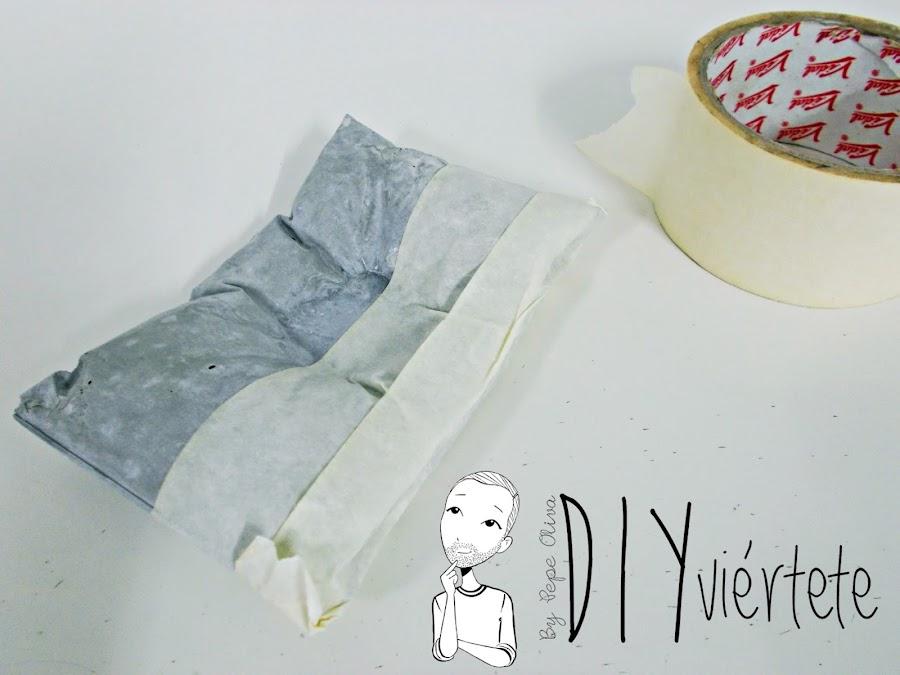 DIY-PINTYPLUS-handbox-ideas-decoración-candelabros-velas-almohada-cojín-cemento-oro-dorado-bolsa-bolsita-saquito-gold-evolution-6