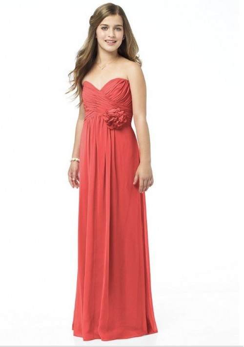Girls Between 6 And 14 Years Old Appear On Kinds Of Nuptials As Bridesmaids Yes They Are Called Junior Bridesmaid Dresses