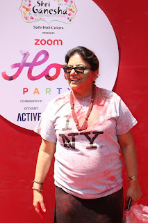 Bollywood and TV Show Celebs Playing Holi 2017   Zoom Holi 2017 Celetion 13 MARCH 2017 003.JPG