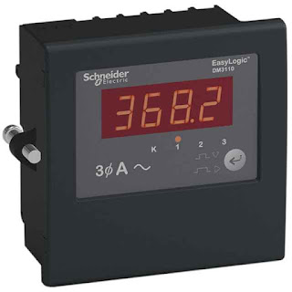Ampere Meter Digital