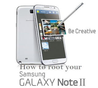 Rooting and install TWRP recovery for Samsung Galaxy Note 2 Main Picture