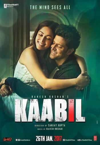 Kaabil 2017 Official Trailer 720p HD Download