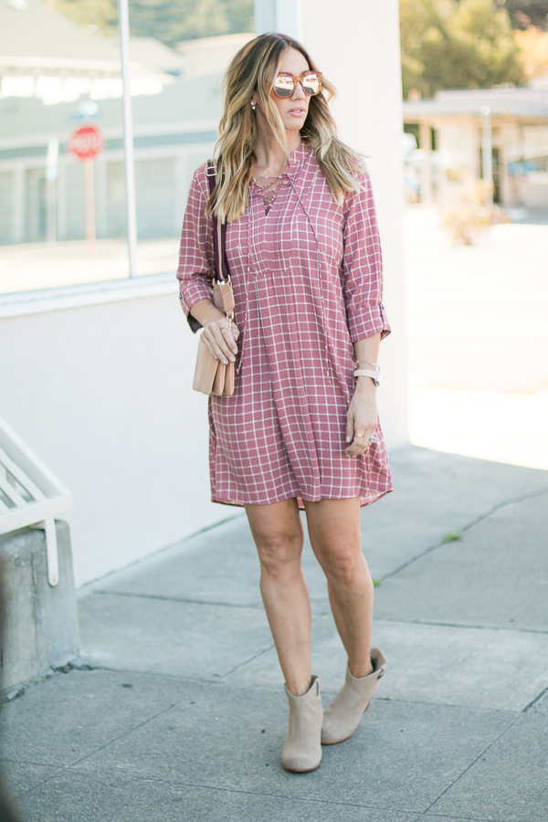 maternity and non-maternity dress style