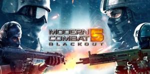 Modern Combat 5 Blackout MOD APK 2.1.0g