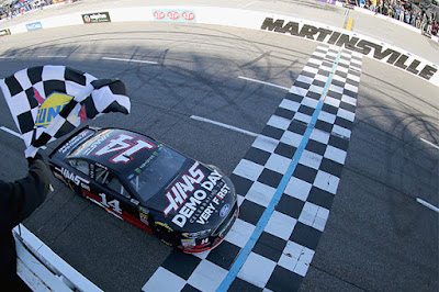 "Congratulations Clint, Tony and Gene on a fantastic win"" said Doug Yates, President and CEO of Roush Yates Engines."