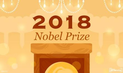 Nobel Prize 2018: Declaration of award winners in the field of medicine, chemistry, physics and peace