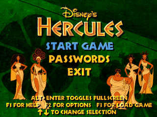 Download Disney's Hercules 1997 For PC