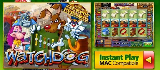 Slot Madness casino Watchdog slot