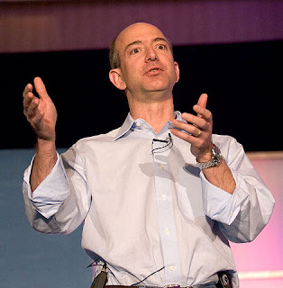 Jeff Bezos: Amazon Makes No Money On Sales Of Kindle Ereaders Or Tablets