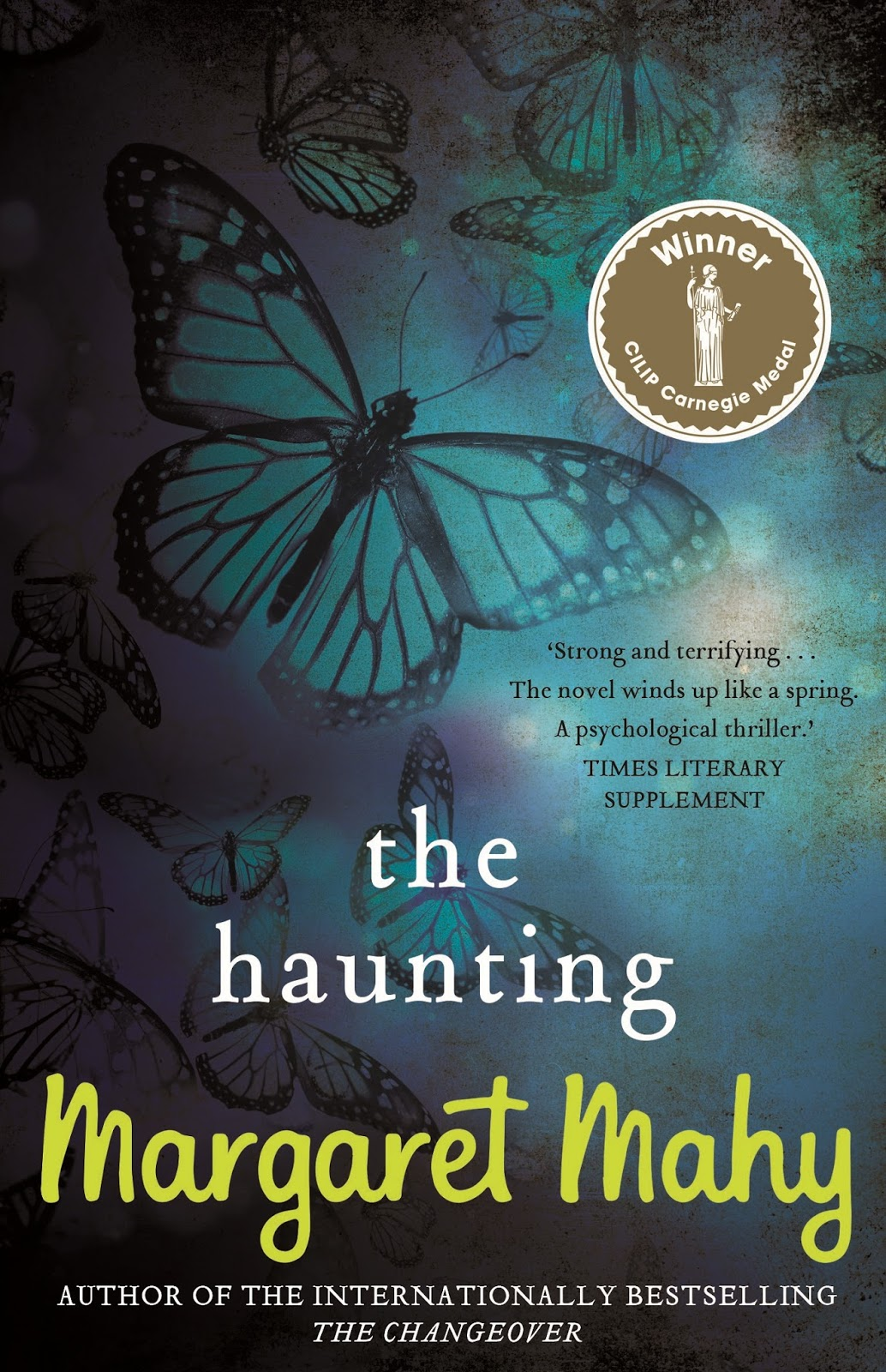 a review of margaret mahys novel the haunting The other side of silence by margaret mahy (paperback 9780140385946.