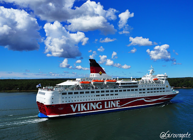 isole aland finlandia viking line