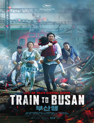 Ver Busanhaeng (Train to Busan) (2016) Online