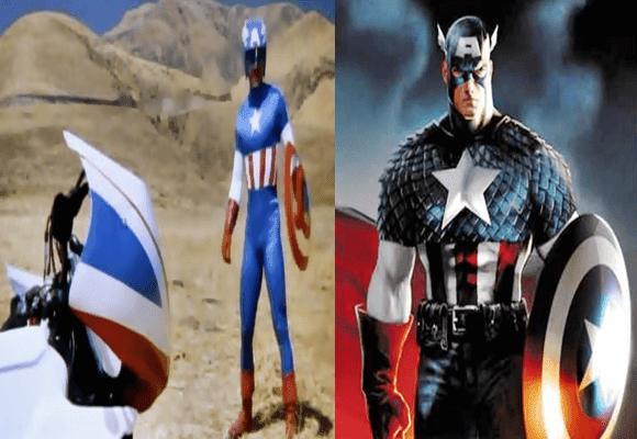 Super-heróis-Capitão-América