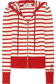 Couture Carrie Sassy Stripes Ravishing Red Amp White