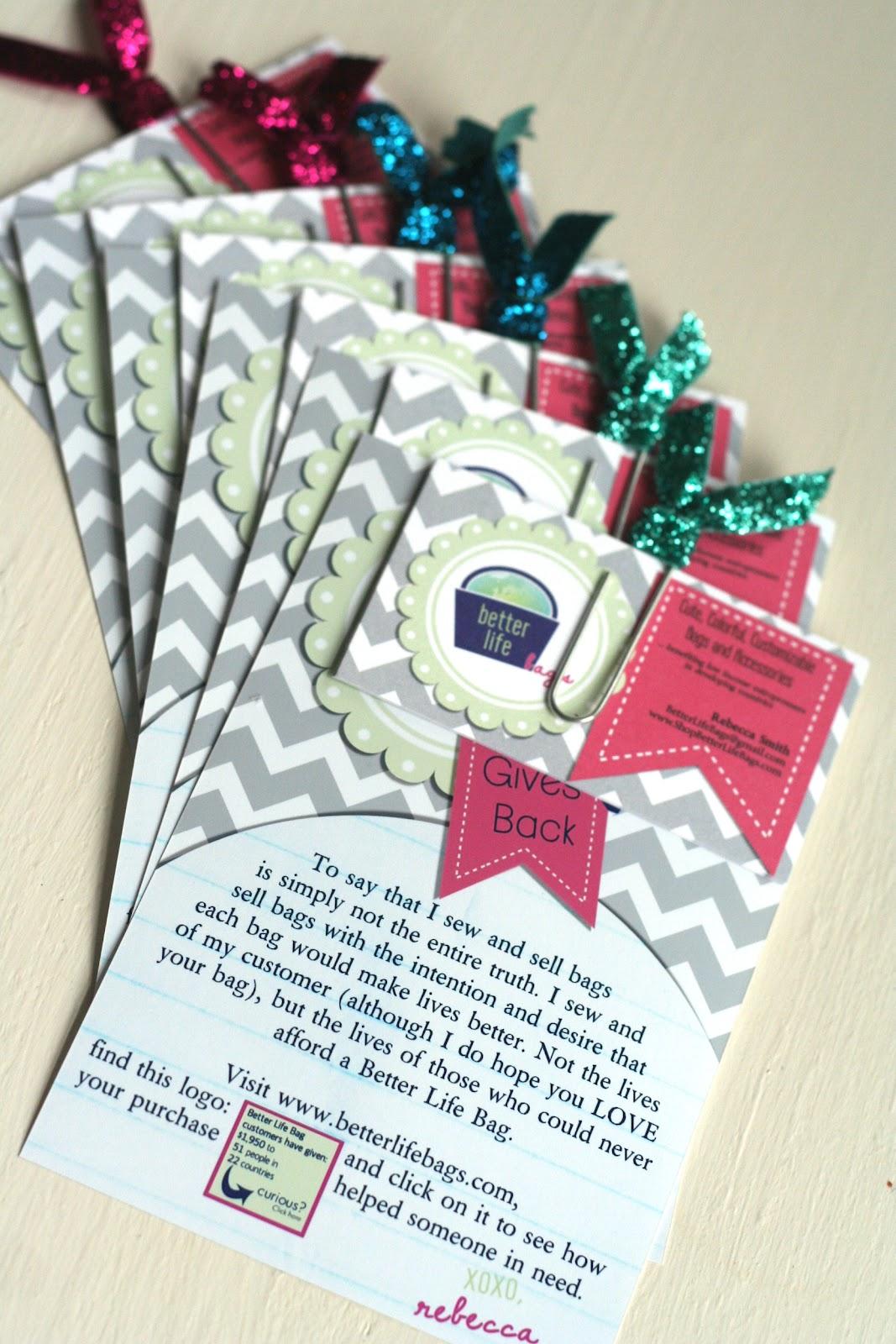 Better Life Blog: Custom Business Cards from Vistaprint