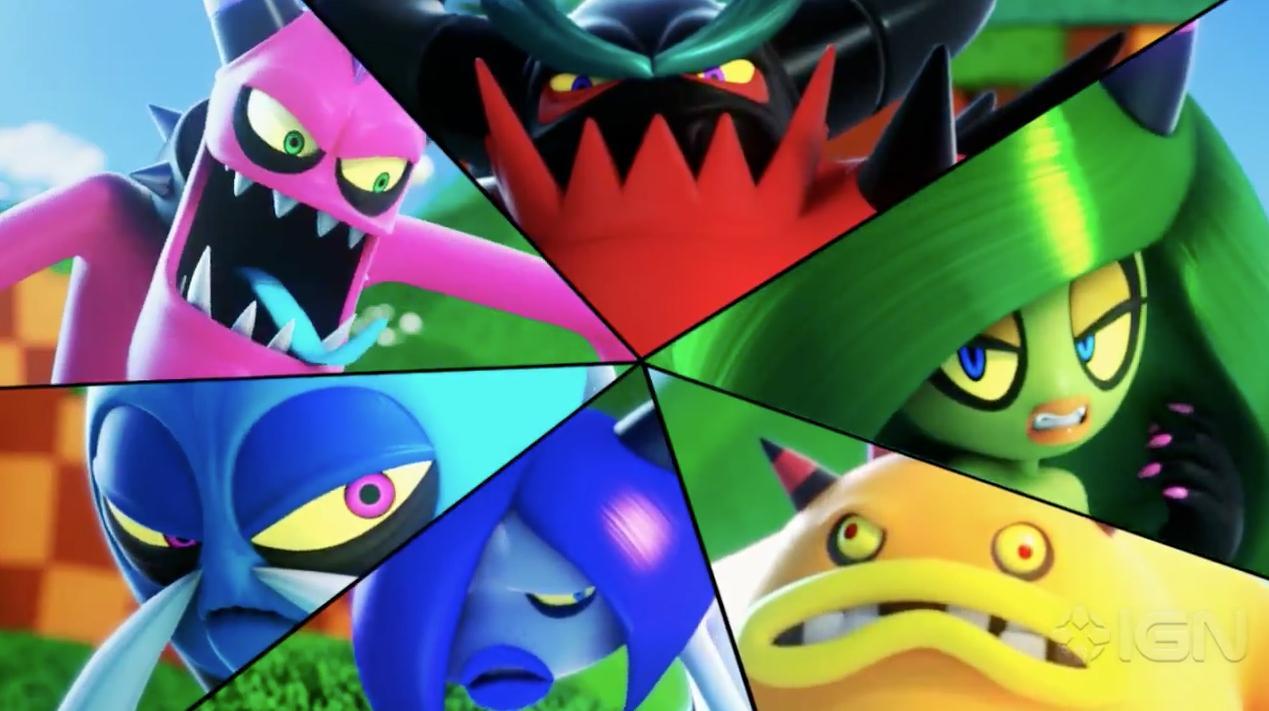 Sonic Lost World - Første trailer til Wii U og 3ds spil-6008