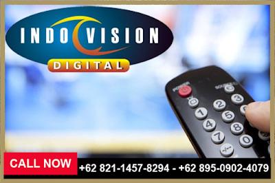 Harga Paket Indovision Per Bulan MNC Vision - 089509024079
