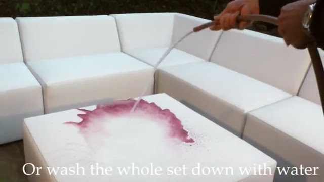 How to Clean an Outdoor Sofa Bed