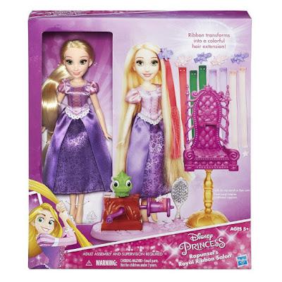 JUGUETES - PRINCESAS DISNEY Extensiones Mágicas : Muñeca Rapunzel Hasbro B6837 | A partir de 5 años Comprar en Amazon España
