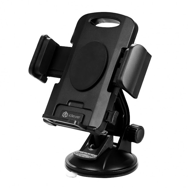 Recensione Supporto Telefono per Auto universale - iPhone - Samsung Galaxy - Note - HTC - LG - Sony - ASUS - Motorola