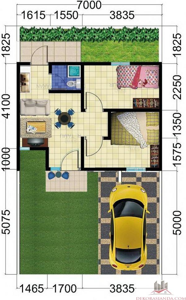 ukuran tanah 6 x 12 meter adalah tanah yang ideal untuk rumah di daerah perkotaan. Karena ukurannya yang cukup dan tidak terlalu ketat dan tidak terlalu ...