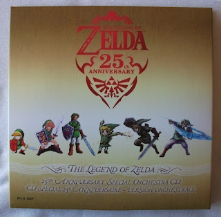 The Legend Of Zelda - Skyward Sword - Caja banda sonora