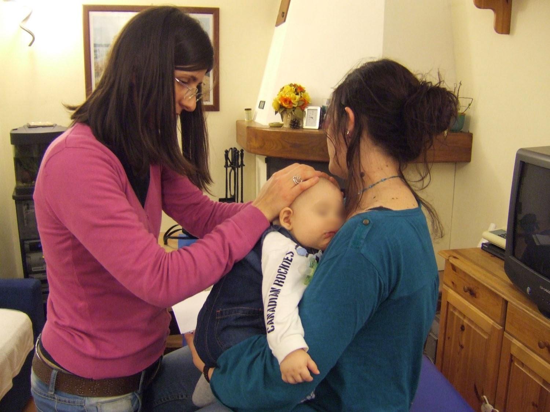 craniosacrale bambini