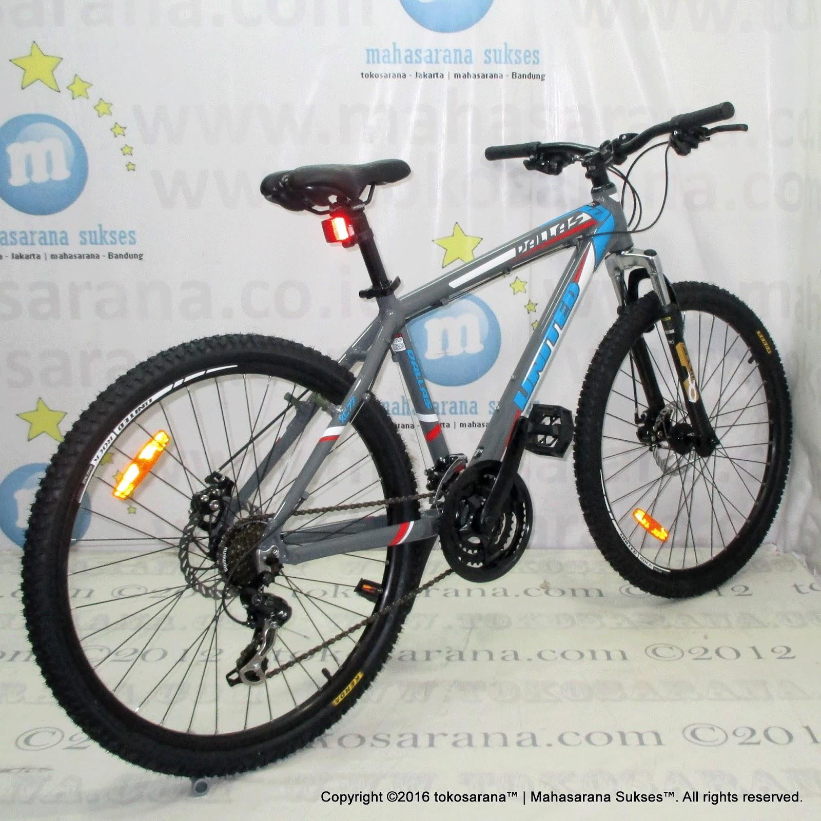 tokosarana™ | Mahasarana Sukses™: Sepeda Gunung United ...