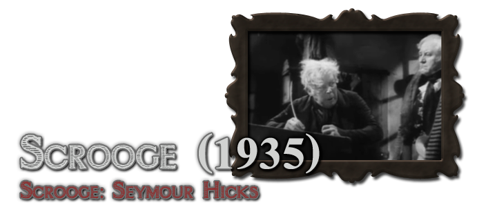 Destined For Mediocrity: Dec 2 - Scrooge (1935)
