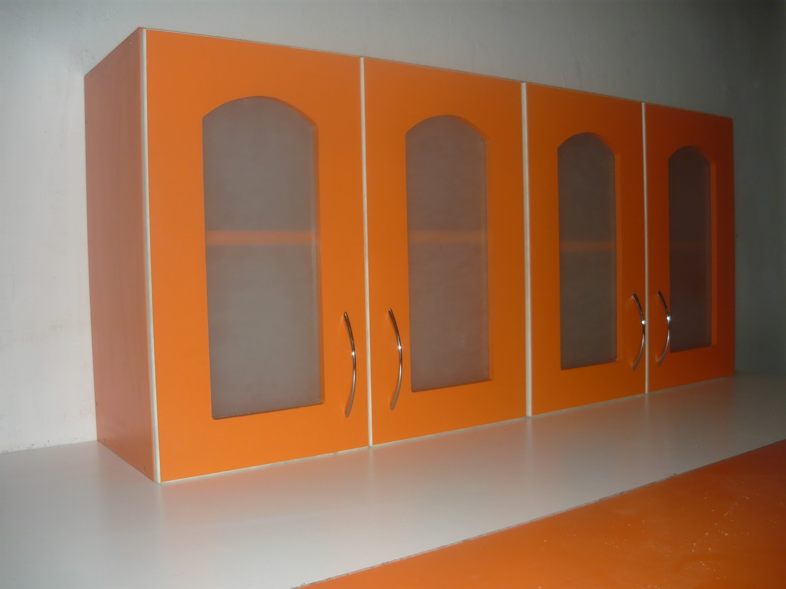 Plano De Mueble De Melamina Proyecto 2 Alacena De Cocina Web Del  # Muebles De Cocina Hazlo Tu Mismo